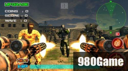 Army Gunner VR
