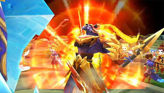 軒轅劍三3D正版手遊